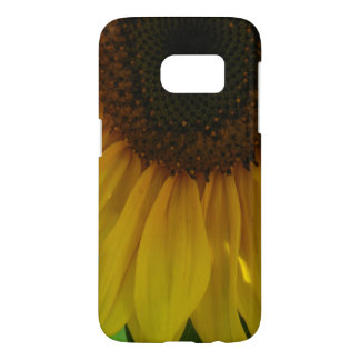 Partial Sunflower Samsung Galaxy S7 Case