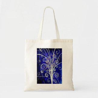 Particle Bouquet Tote Bag