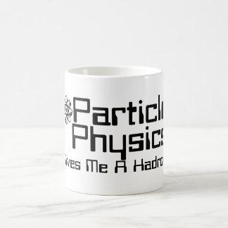 Particle Physics Gives Me A Hadron Coffee Mug