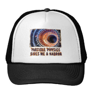 Particle Physics Trucker Hat