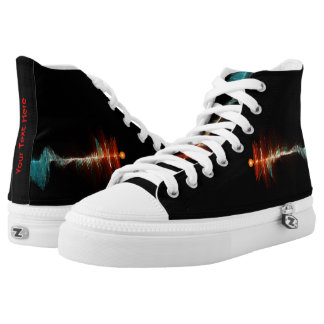 Particle-Wave Duality High Tops