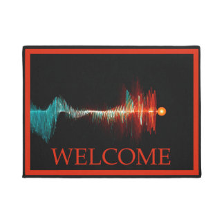 Particle-Wave Duality - Welcome Doormat