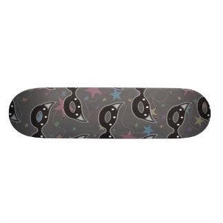 Partie de masque skateboard old school 18,1 cm
