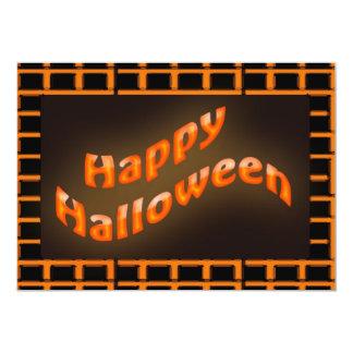 Partie heureuse de Halloween Invitations Personnalisées
