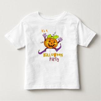 Partie heureuse Halloween de citrouille Tee-shirt