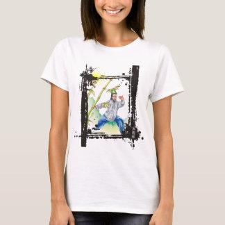 Parting Horse's Mane - Tai Chi T-Shirt