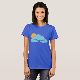 Partly Cloudy T-Shirt