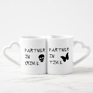 Partner In Crime - Partner in Time - LIS Coffee Mug Set