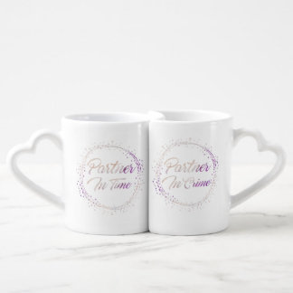 Partner In Crime - Partner in Time - LiS Colour Coffee Mug Set