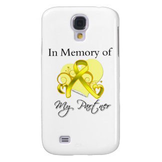 Partner - In Memory of Military Tribute Samsung Galaxy S4 Covers