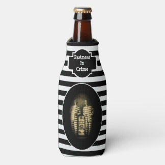 Partners In Crime Funny Bottle Cooler