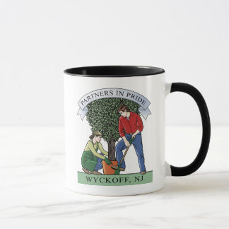 Partners in Pride Mug