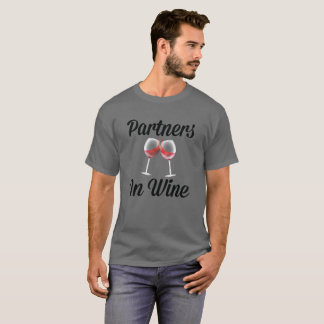Partners In Wine Awesome T-Shirt
