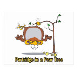partridge in a pear tree 1st first day christmas