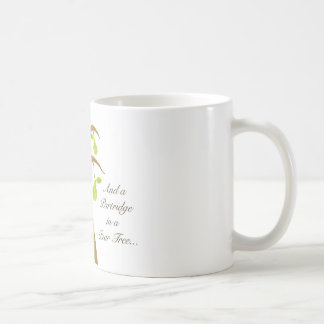 Partridge in a Pear Tree Coffee Mug