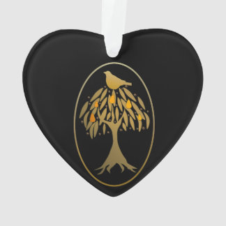 Partridge in a Pear Tree Gold