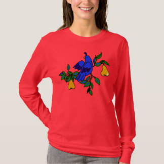 Partridge In A Pear Tree Shirt