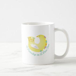 Partridge In Pear Tree Coffee Mug