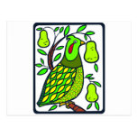 Partridge in Pear Tree Postcards