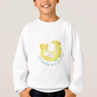 Partridge In Pear Tree Sweatshirt