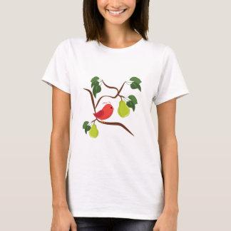 Partridge In Pear Tree T-Shirt