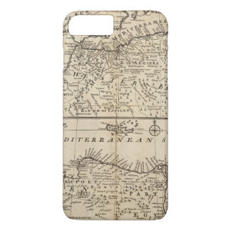 Parts of Barbary, Africa iPhone 7 Plus Case