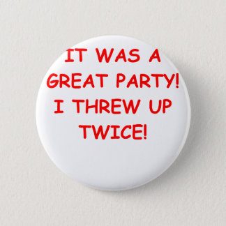party 2 inch round button