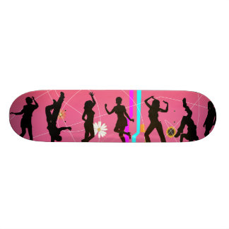 Party ai skateboards