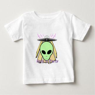Party Ailen Baby T-Shirt