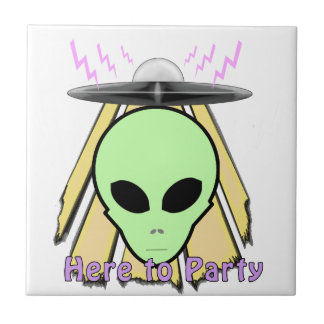 Party Ailen Tile