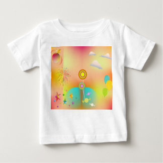 party and colors baby T-Shirt