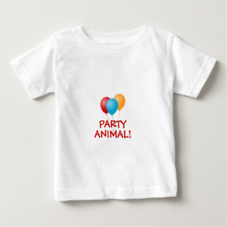PARTY ANIMAL Balloons Infant T-Shirt