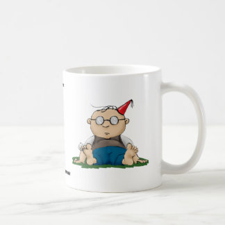 Party Animal Classic White Coffee Mug