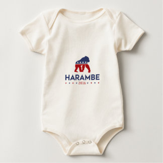 Party Animal Harambe Baby Bodysuit