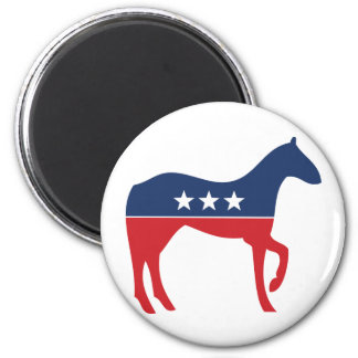 Party Animal - Horse Refrigerator Magnet