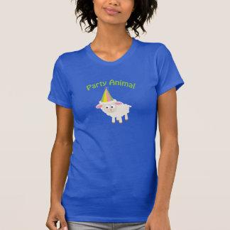 Party Animal Lamb T Shirts