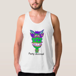 Party Animal Mardi Gras Shirt
