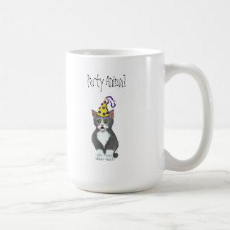 Party Animal Coffee Mug