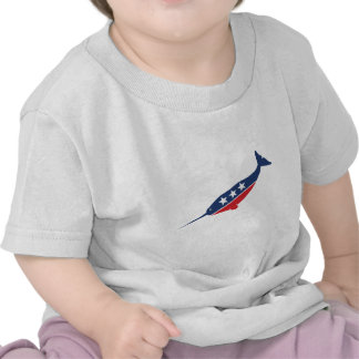 Party Animal - Narwhal Tshirt