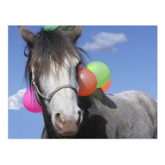 Party Animal Postcard