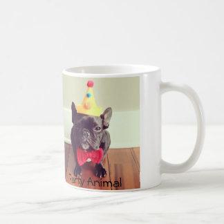 Party Animal Pug Mug