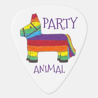 Party ANIMAL Rainbow Donkey Piñata Birthday Fiesta Pick
