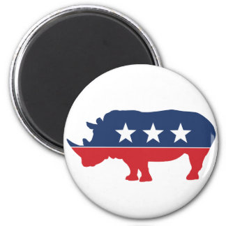Party Animal - Rhino Magnets