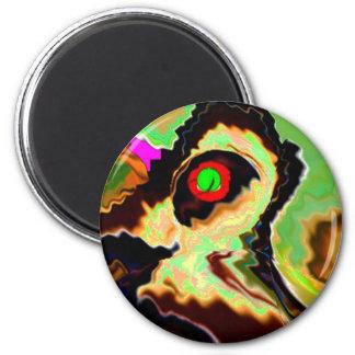 Party Animal V4 - Enjoy n Share the Joy Refrigerator Magnets