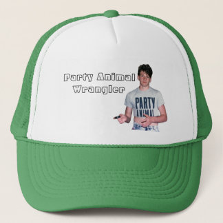 Party Animal Wrangler Trucker Hat