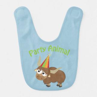 Party Animal! Yak Bib