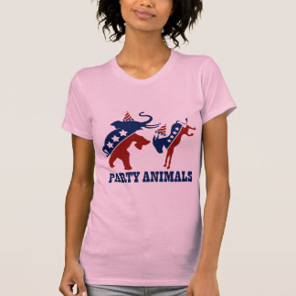 Party Animals Tee Shirt