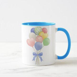 Party Balloons Mug