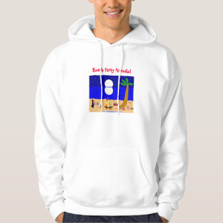 party, Beach Party Animals! Hoody