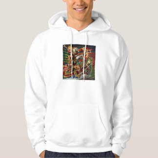 Party Boat to Atlantis Hoodie